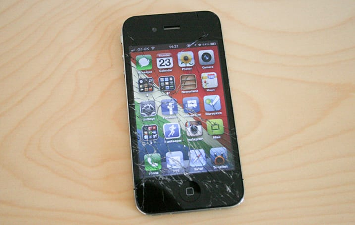 New film makes shatterproof phone screens a practical possibility