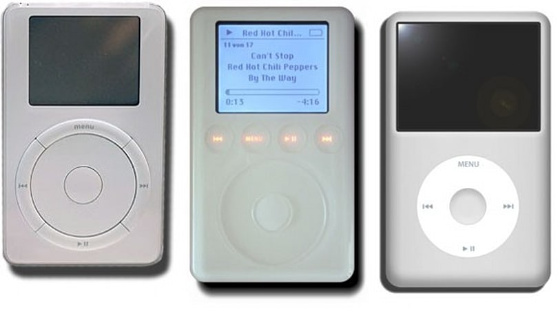 The iPod turns 10, celebrates a decade of destroying physical media