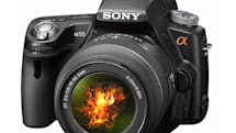 Sony A55 / A33 video recording limited by overheating sensor