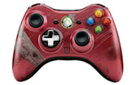 Tomb Raider 360 controller is rough, tumble, rumbles