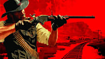 'Red Dead Redemption' pays a brief visit to the Xbox One