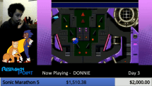 Spend an afternoon with the 'Sonic' charity marathon