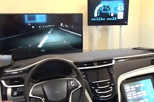 Hands-on with Garmin's Windshield Prototype HUD