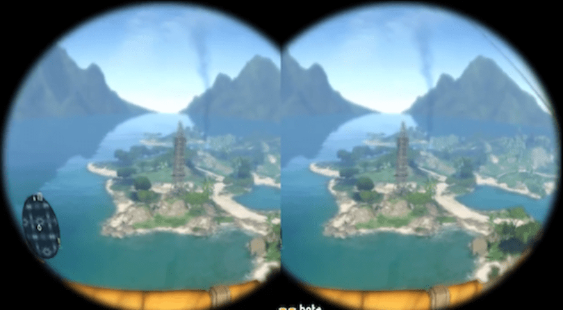 VorpX makes games compatible with 3D, Oculus Rift