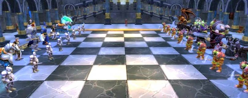 Solo the Chess Event with Tikari's Tricks of the Trade