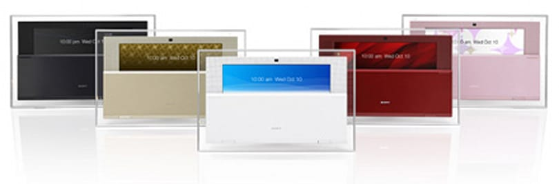 Slew of Sony VAIO laptops get colored, updated