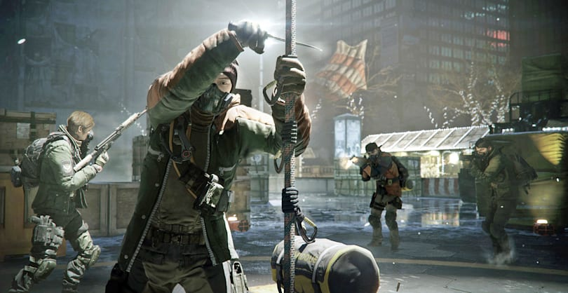 'The Division' update arrives with some giant bugs