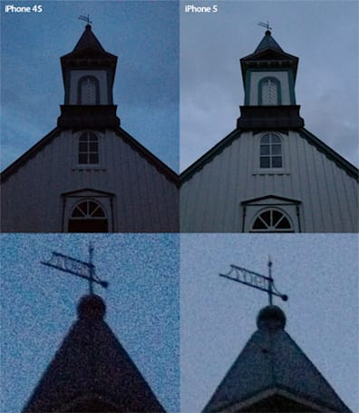 iPhone 5 camera gets tested in Iceland, panorama and low-light comparison with iPhone 4S included