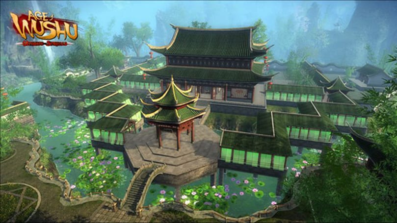 Age of Wushu tours the Forbidden Grounds in new trailer
