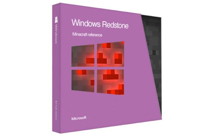 Next year's big Windows 10 update is codenamed 'Redstone'