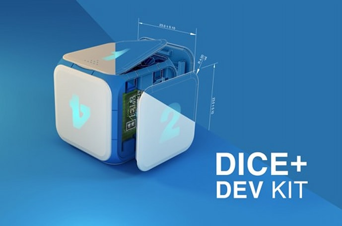 DICE+ opens pre-orders, developer kits also available