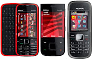 Nokia outs 5730 and 5330 XpressMusic and 5030 XpressRadio handsets as expected