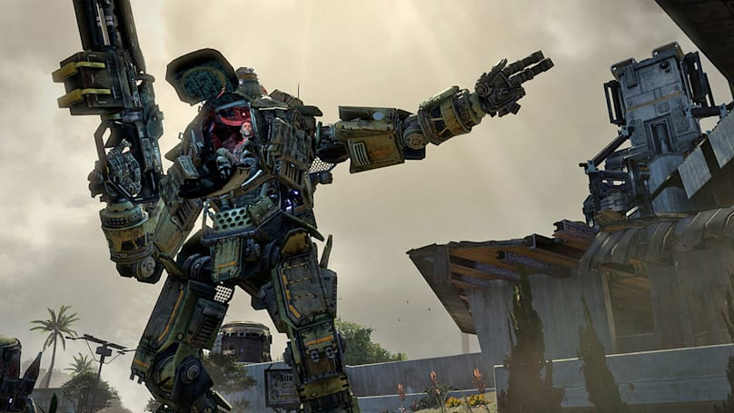 'Titanfall 2' will have a real single-player campaign