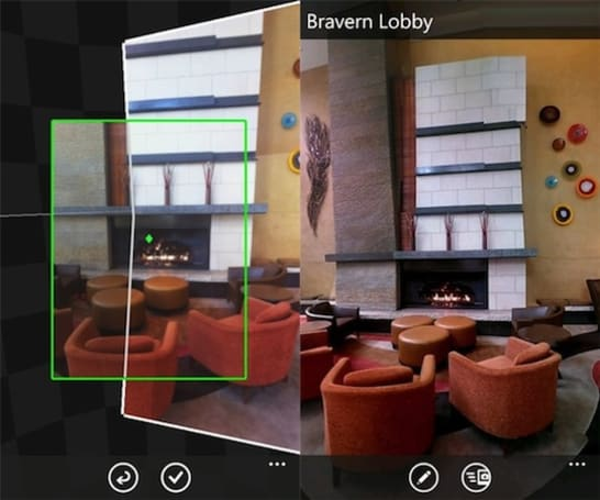 Microsoft's Photosynth app lets (some) Windows Phone users in on the panorama craze