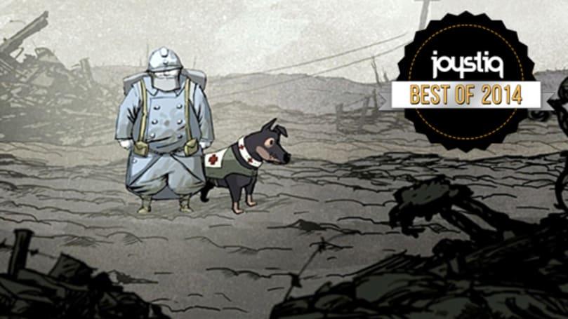 Joystiq Top 10 of 2014: Valiant Hearts: The Great War