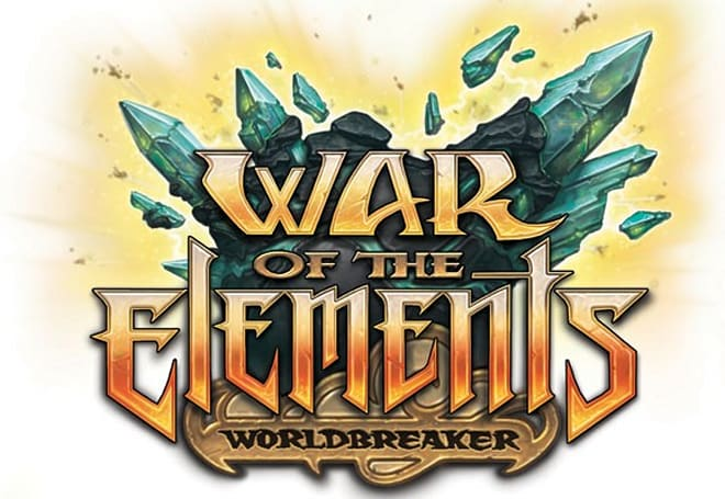 Official WoW TCG War of the Elements card, loot information released