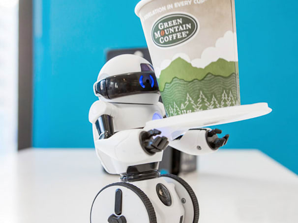 Joystiq Deals: The MiP Smartphone-Controlled Robot