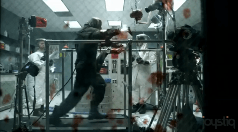 Call of Duty: Black Ops Rezurrection video takes you to the labs