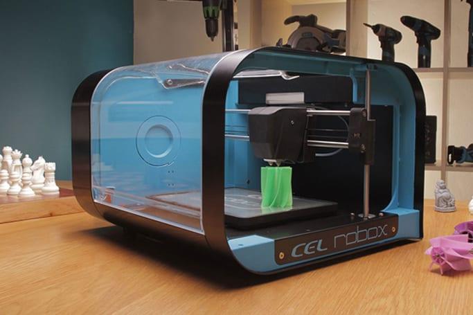 Robox is a Robot in a box that's 'not just a 3D printer'