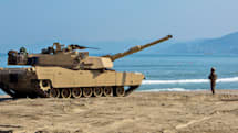 The Marines are fitting their tanks with anti-missile tech
