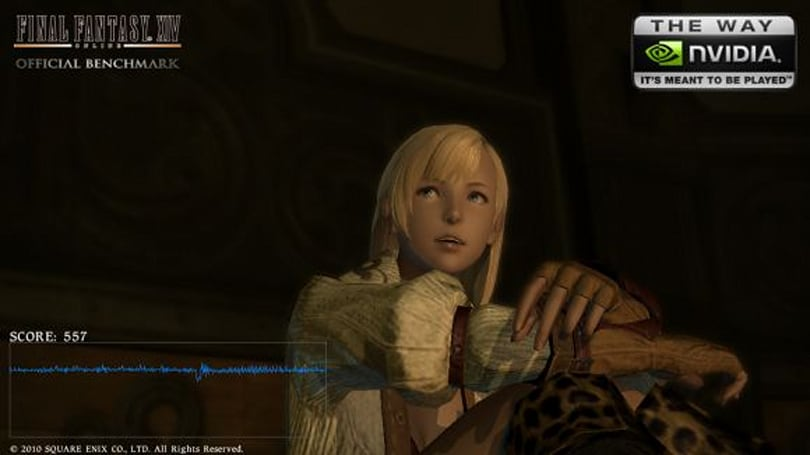 Final Fantasy XIV launches benchmark application