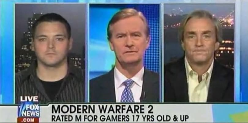 Fox & Friends gets 'fair and balanced' with Modern Warfare 2 discussion