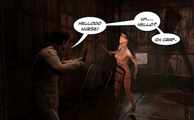 Joystiq hands-on: Silent Hill: Homecoming