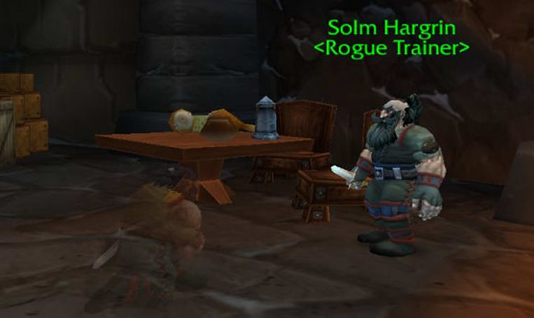 Should you play a rogue in WoW?