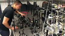 Scientists create quantum entanglement at room temperature