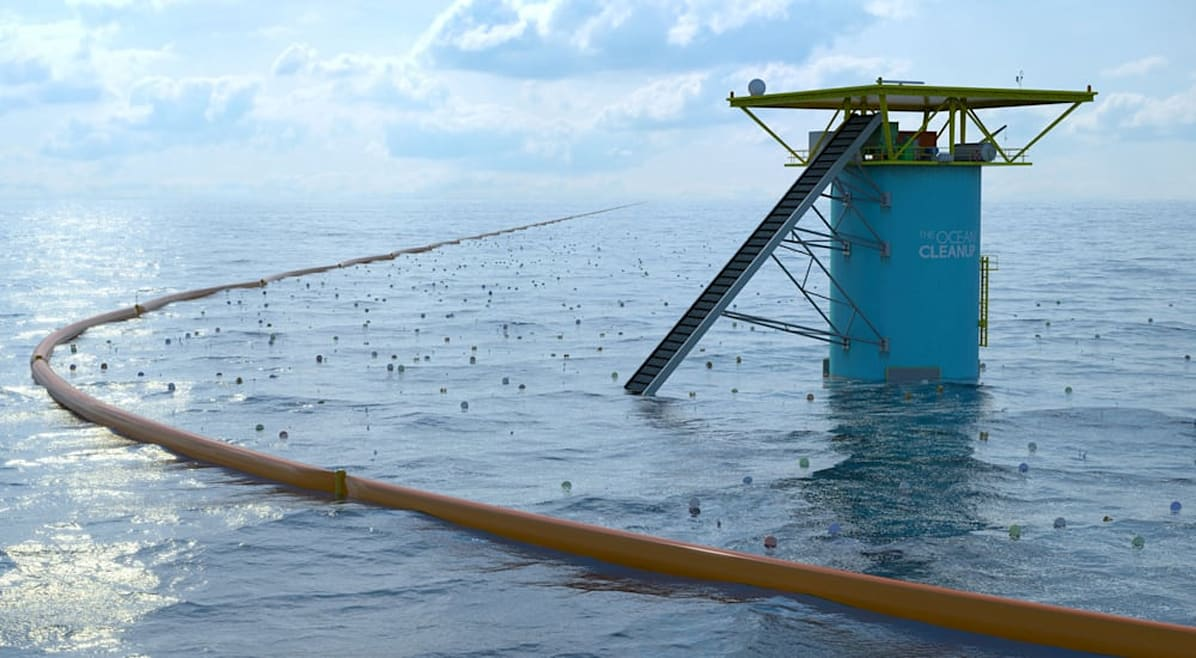Here's How A 22 Year Old Is Planning To Clean Up Our Oceans