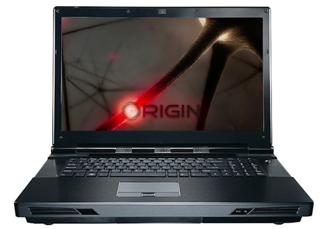 Origin PC's EON17 laptop packs desktop performance, with desktop processors