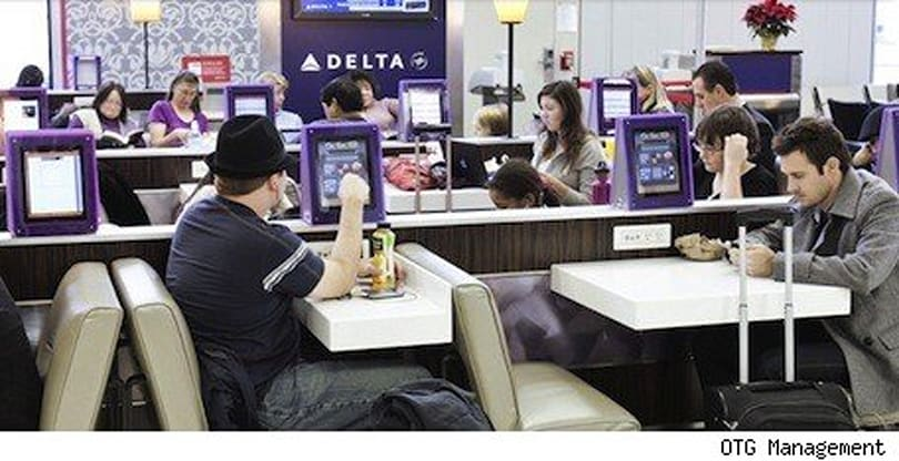 Several airports installing iPads for public use