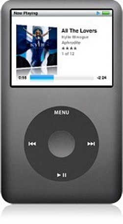 Apple axes iPod click wheel games in iTunes, is the 'classic' model next?