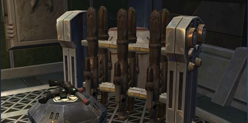 Lock and (re)load: BioWare preps us for The Old Republic's launch