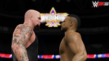 WWE 2K15's 'My Career' mode crashing Xbox One systems