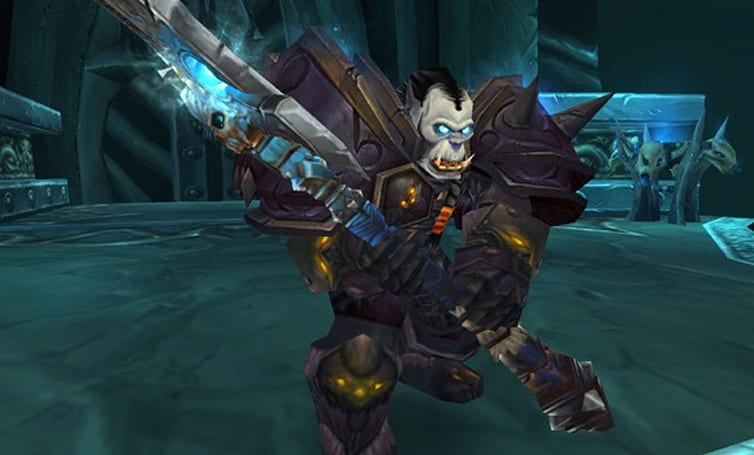 The Light and How to Swing It: Healing through heroic Deathbringer Saurfang