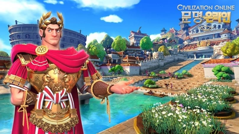 Meet Civilization Online's four civs