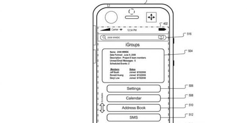 iGroups patent suggests Apple is looking at social networking