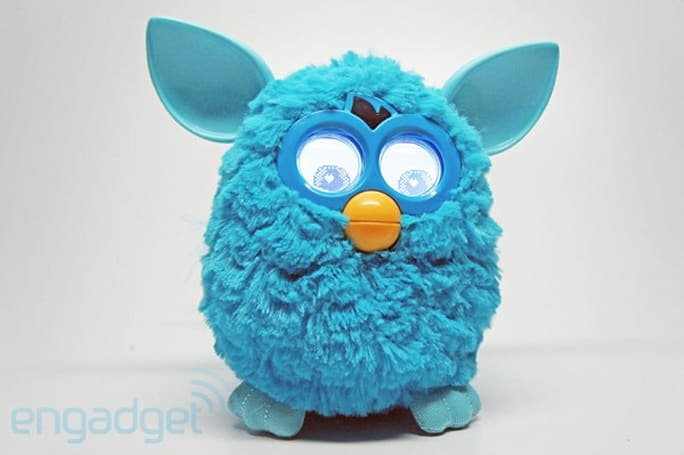 Furby pre-orders start at Walmart, threaten your wallet with nostalgia