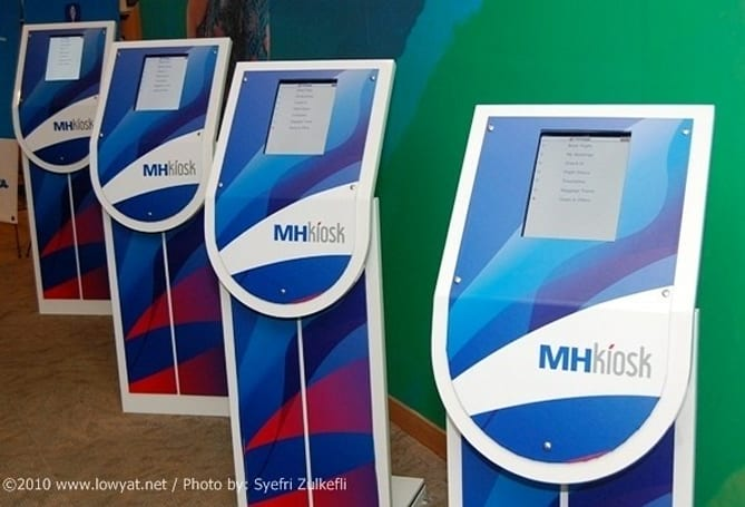 Malaysia Airlines now offers iPad check-in (video)