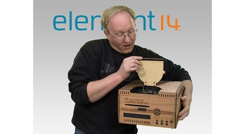 Ben Heck combines PS3, Xbox 360 and Wii U into one console to rule them all (video)