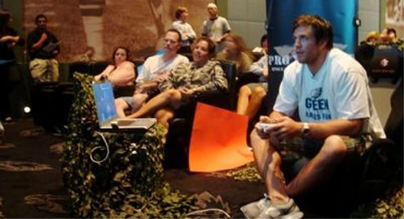 'Activision Showdown' series pits troops against pro athletes