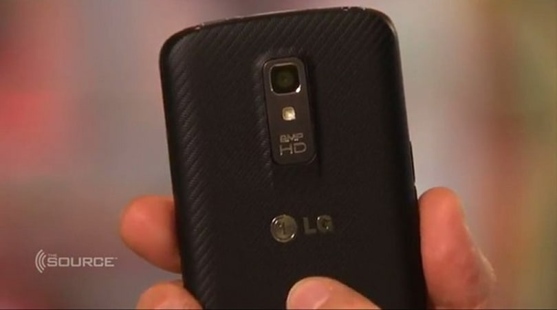 LG Optimus Eye: LTE smartphone renamed with a view to landing in Canada