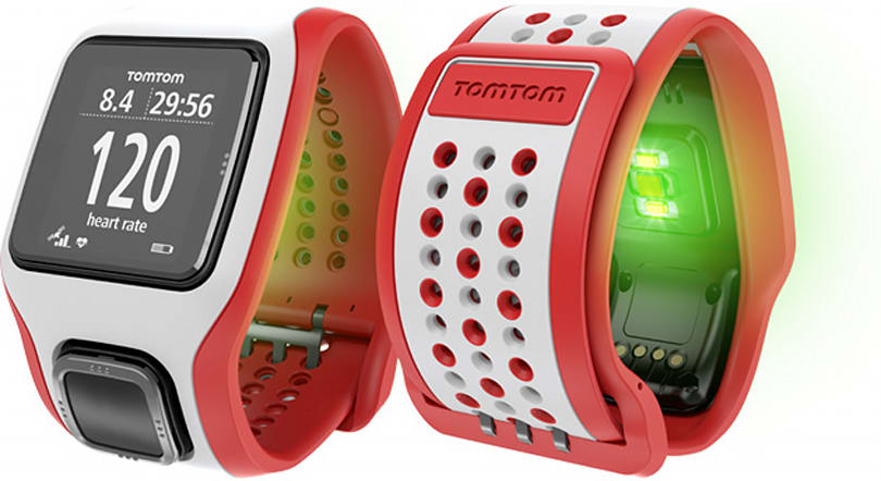 TomTom's new GPS watches track your heart rate without a chest strap (update: US pricing)