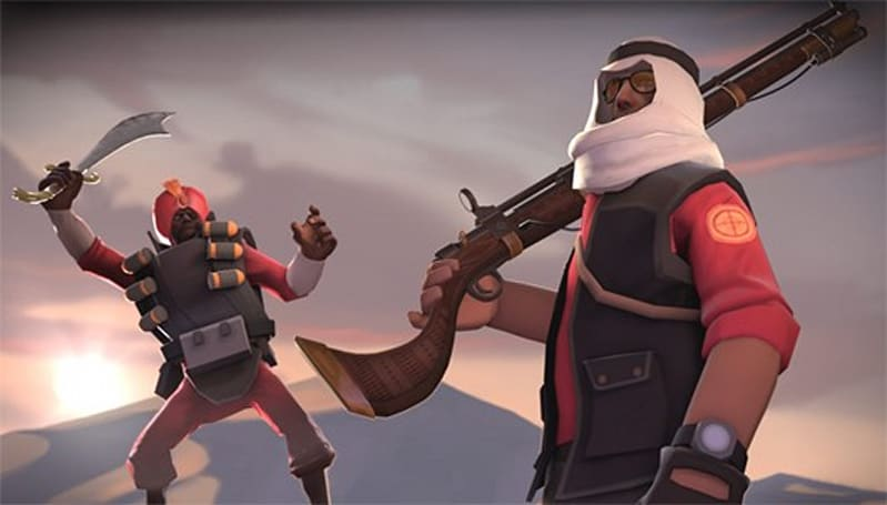 Team Fortress 2's Uber Update continues with Timbuk Tuesday, World War Wednesday