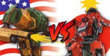 Inhabitat's Week in Green: robot wars and edible batteries