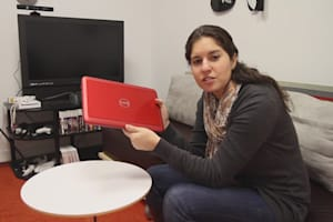 Dell Inspiron Duo Video Review