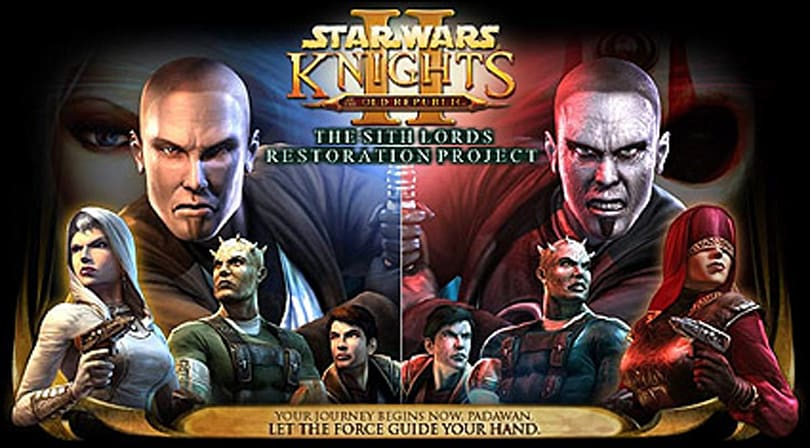 Mod community strikes back, restoring KotOR2