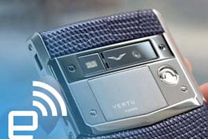 Vertu Signature Touch Hands-on