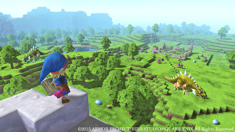 'Dragon Quest Builders' comes to the West this October